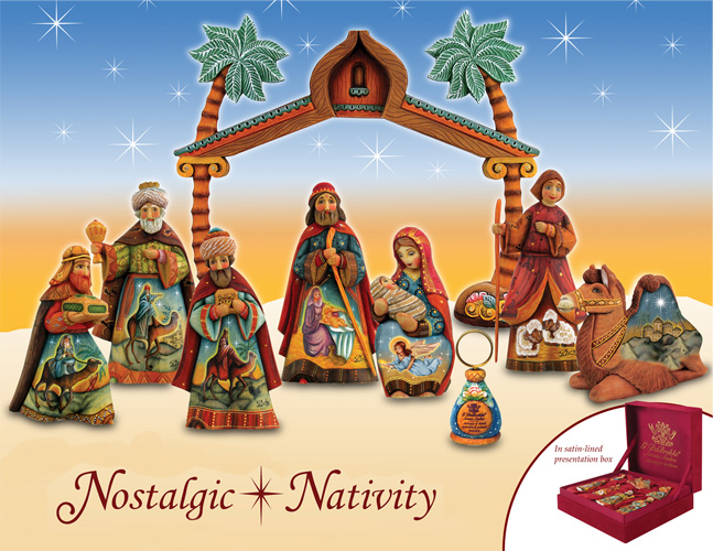 Russian Nativities