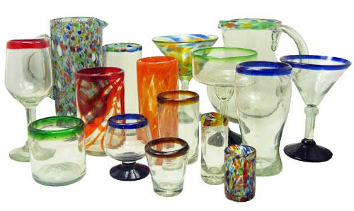 Maxican Glassware Traditional Glass