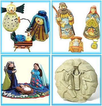View All Nativity Sets from Around the World