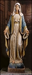 48 inch Our Lady of Grace Statue  Resin  Avalon