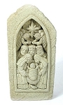 Natural Stone Nativity Scene  Made in U.S.A.