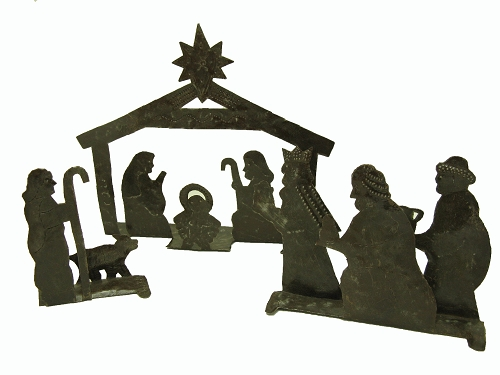 Hatian Nativities